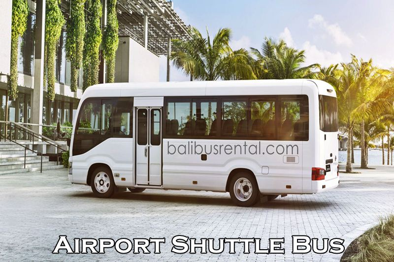 Airport Shuttle Bus Bali