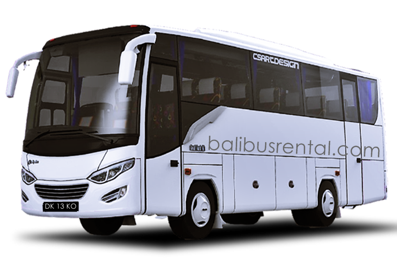 Bus 25 Seater Rental Bali