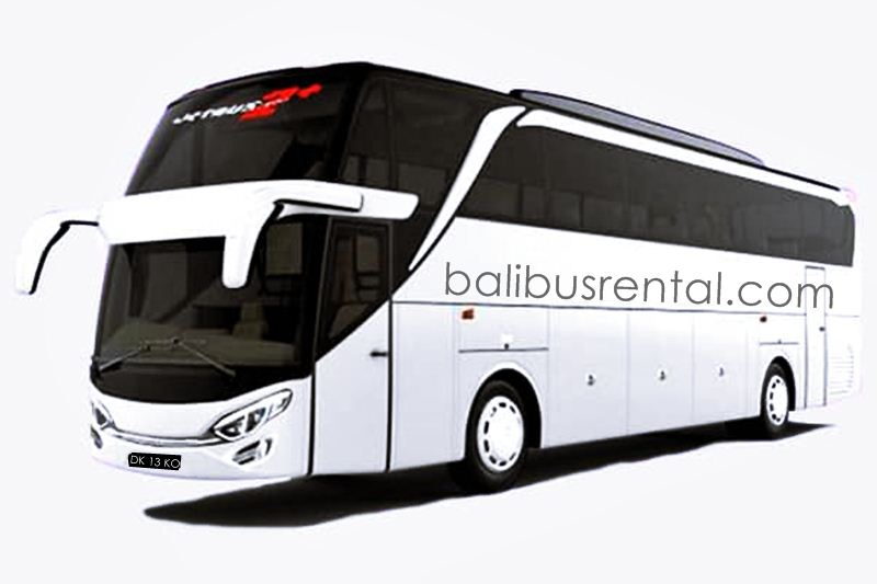 Bus 45 Seater Rental Bali