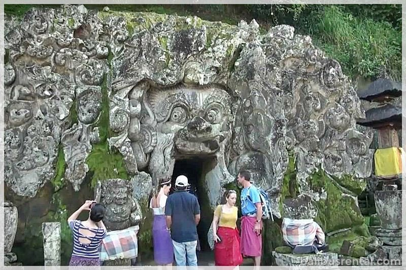 Elephat Cave temple Bali