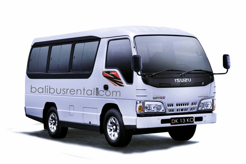 Mini Bus 12 Seater Rental Bali