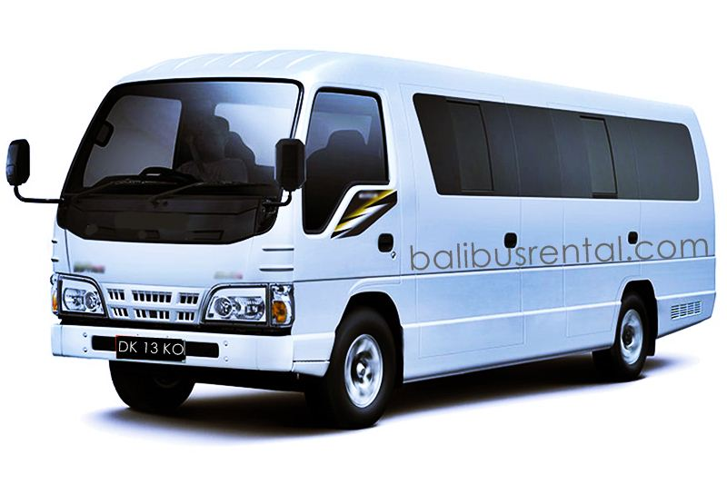 Mini Bus 17 Seater Rental Bali