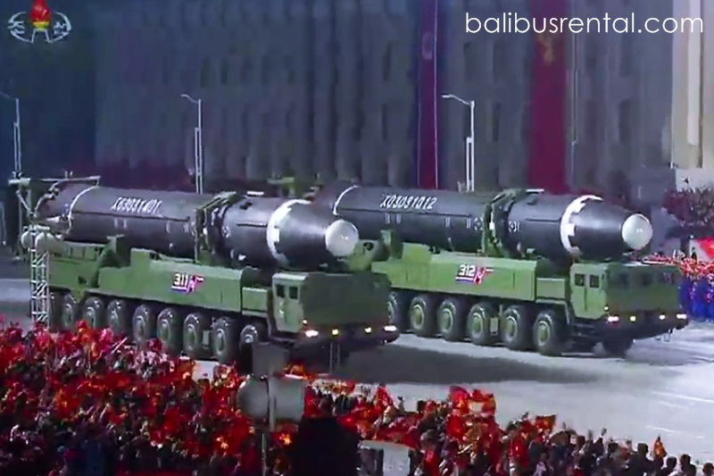 North Korea had carried out Nuklier