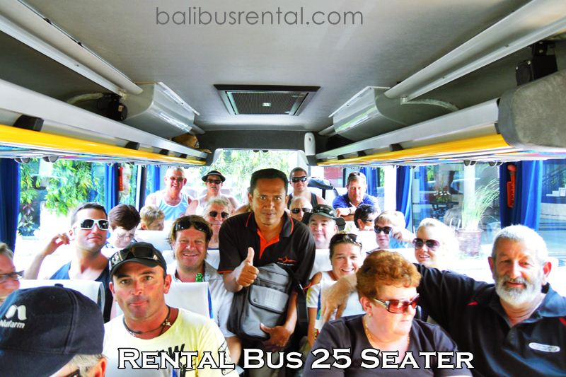 Rental Bus 25 Seats Australia Visitor